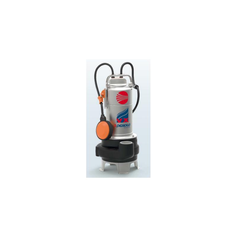 Pompe de relevage eaux charg es pedrollo vxm 10 50 n - Pompe de relevage eaux chargees ...