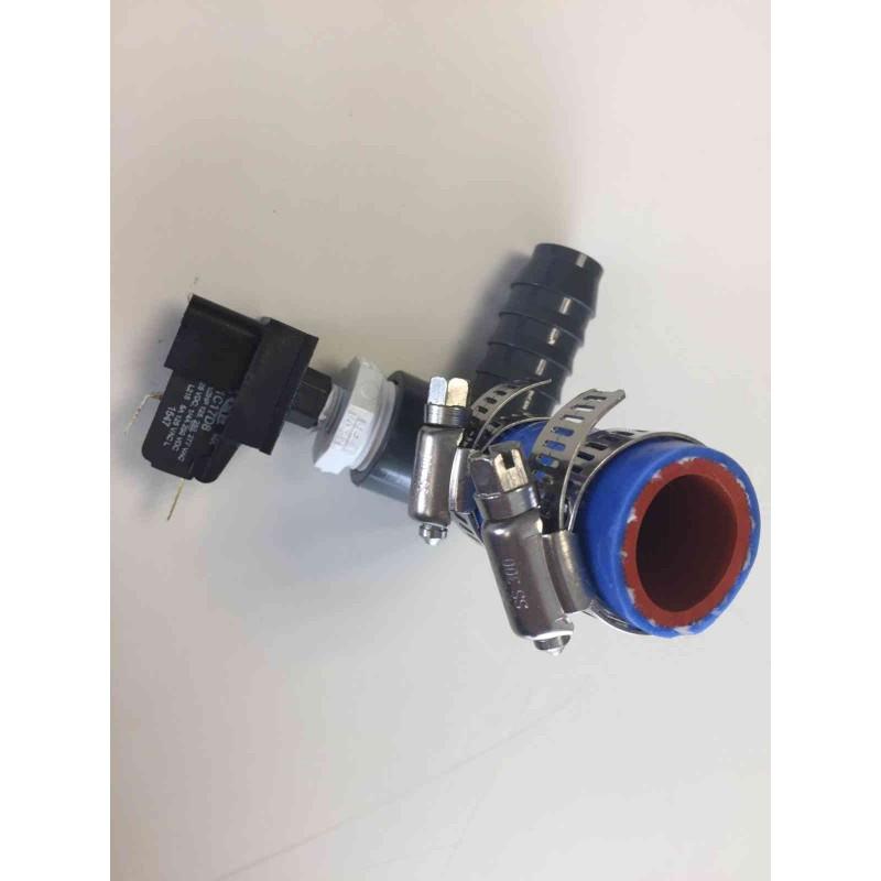 Capteur de pression compresseur