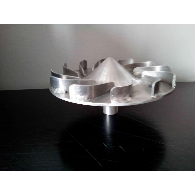 Turbine Spécial Epuration modèle spécifique diamètre 350mm