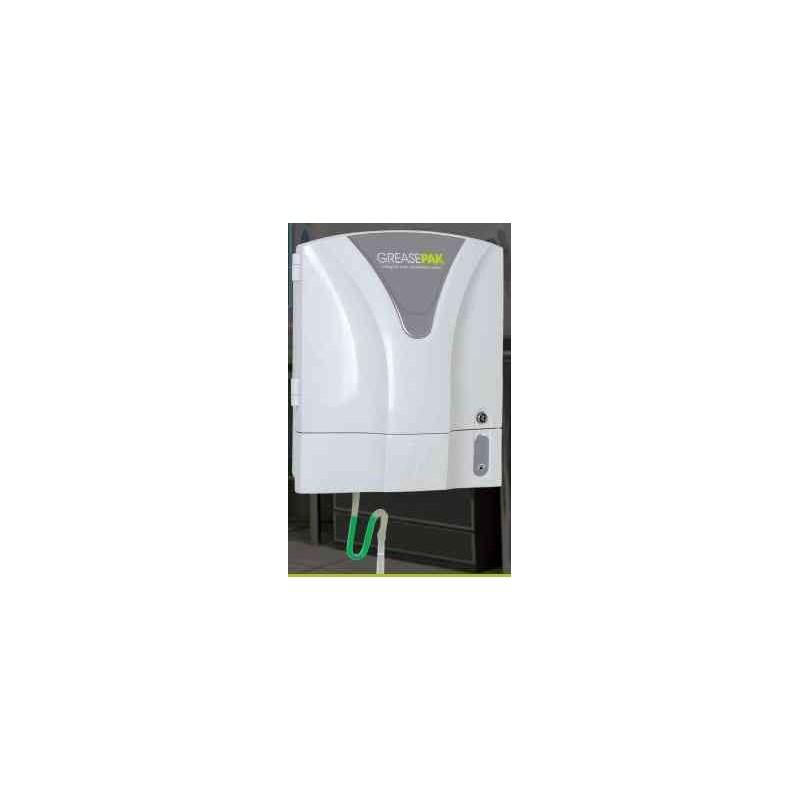Système d'entretien biologique pour bac à graisse et canalisations d'évacuation