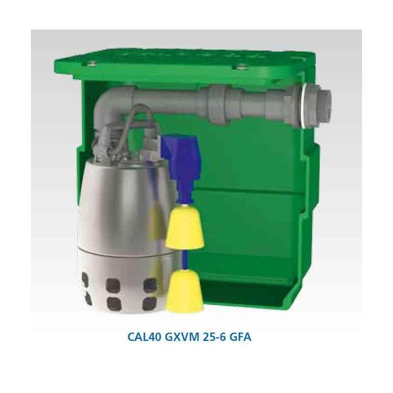 CALPEDA CAL40 GXVM 25-6 GFA
