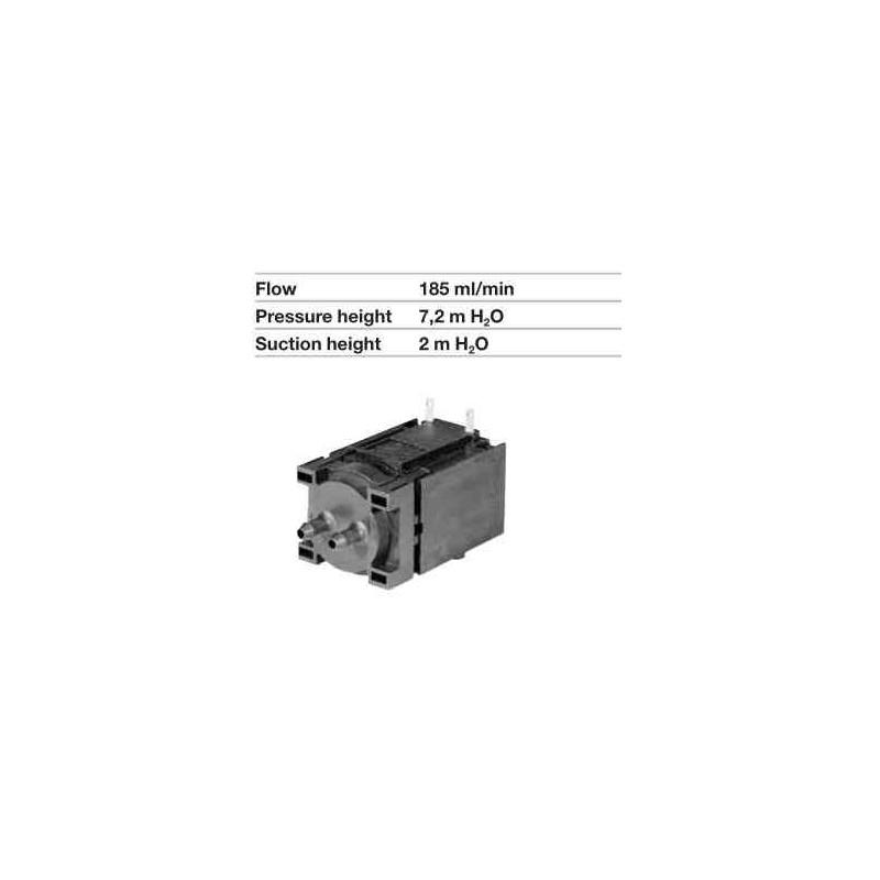 Pompe à membrane Thomas LMF3 12/24V AC