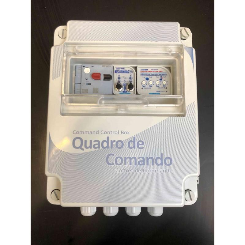 Coffret de commande REPMEL pour microstation