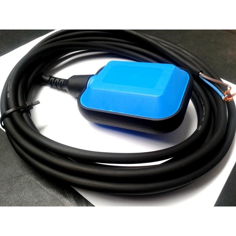 Contact à flotteur avec 10m de cable