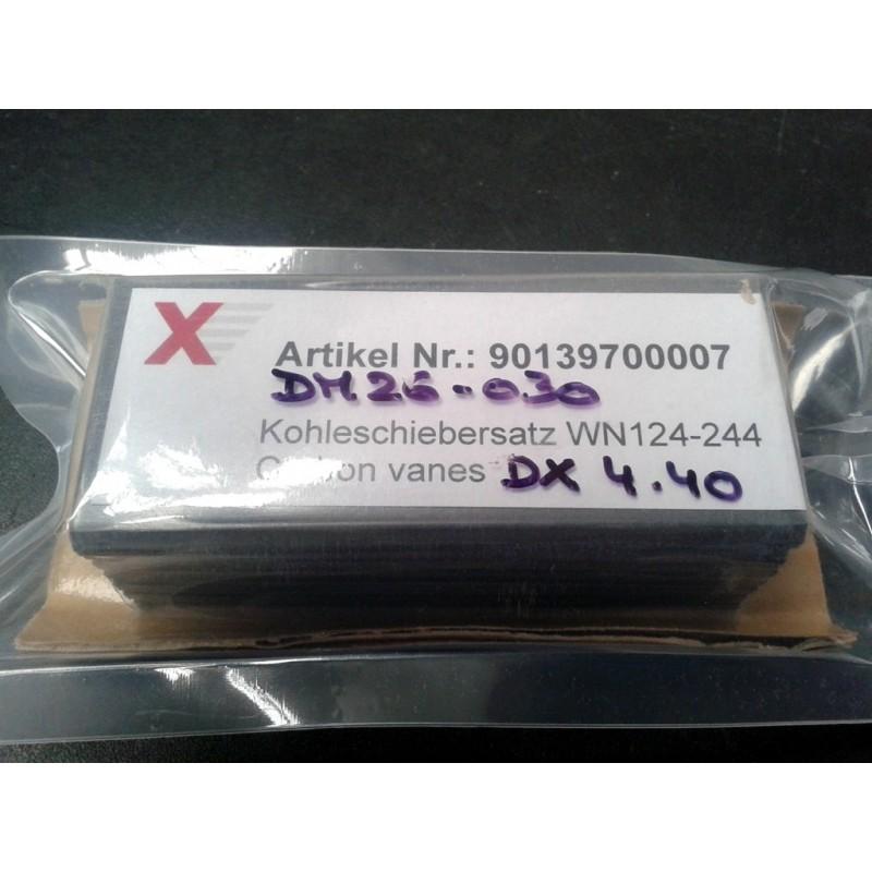 Palettes DX4.40