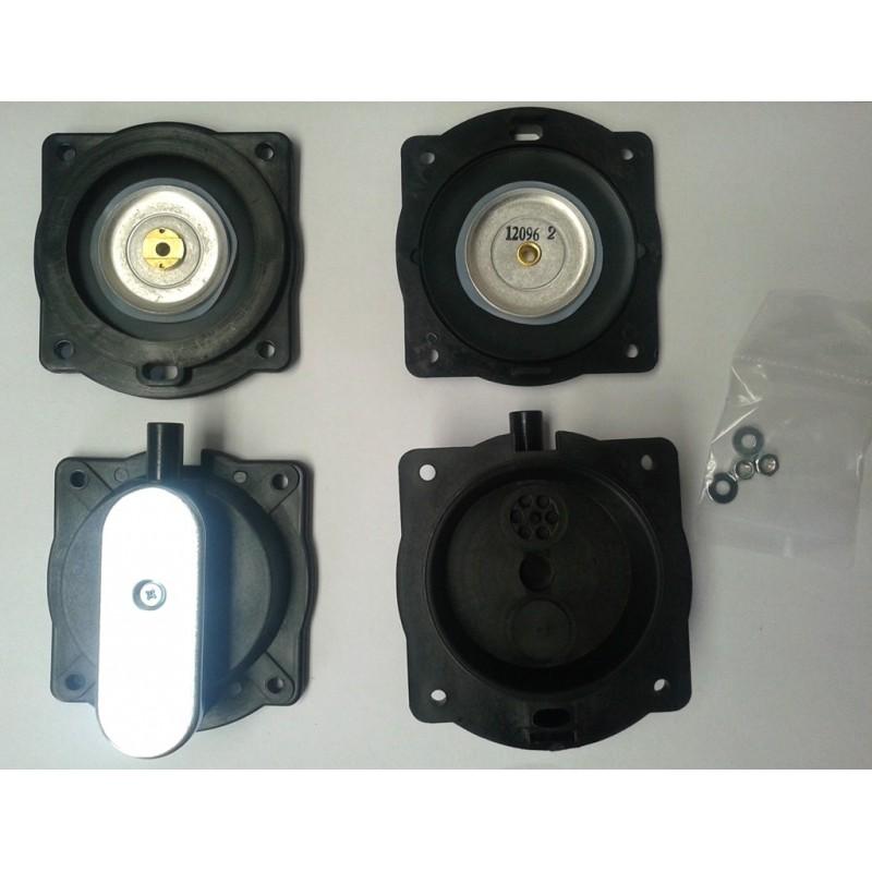 Kit membranes AIRMAC DB60 et DB80 diamètre 10