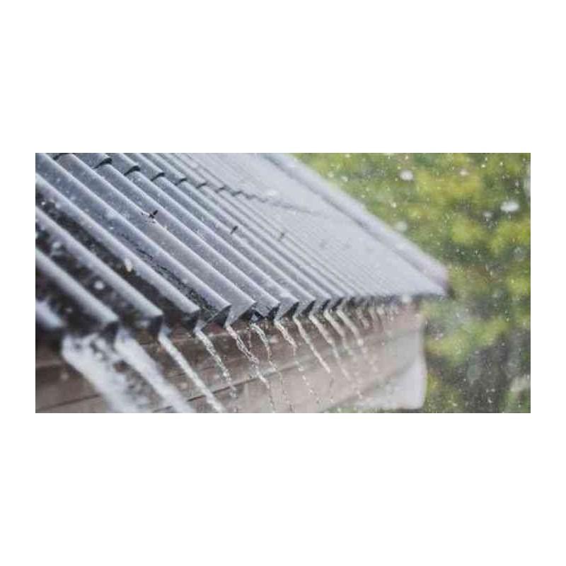 Dimensionnement récupérateur eau de pluie d'un bâtiment