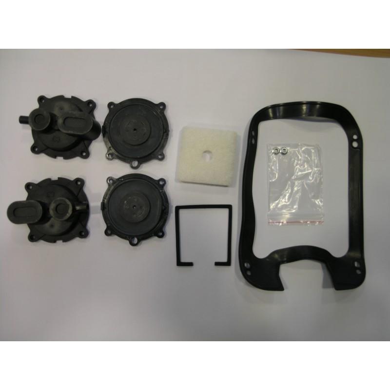 Kit de réparation pour pompe à air SECOH BIBUS Série SLL