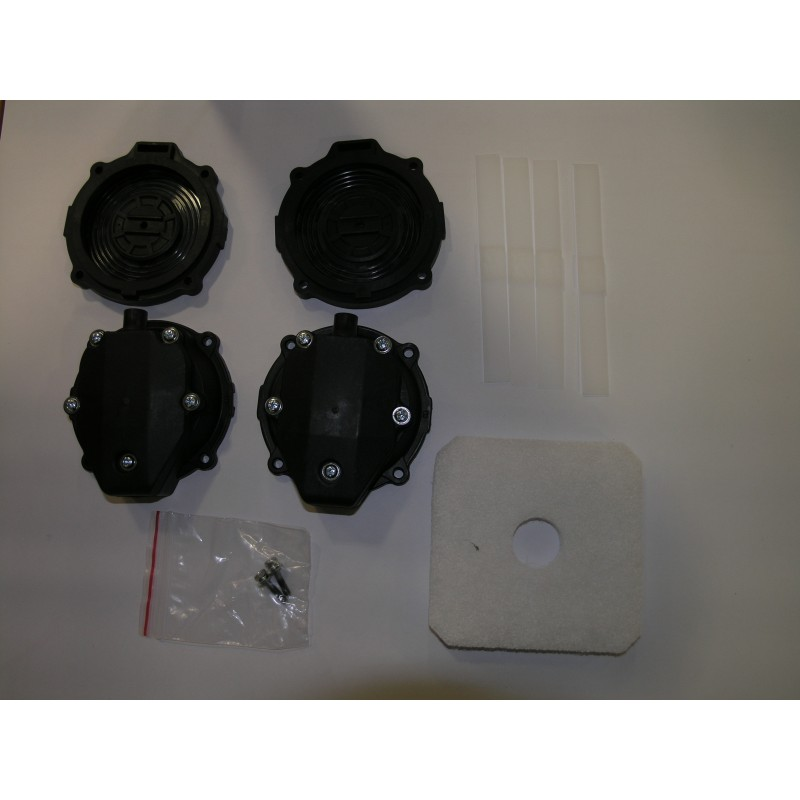 Kit de réparation pour pompe à air SECOH BIBUS Série EL-S (modèle 120-150w)
