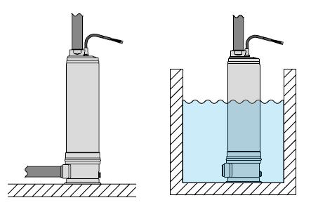 pompe ebara multigo schéma d'installation